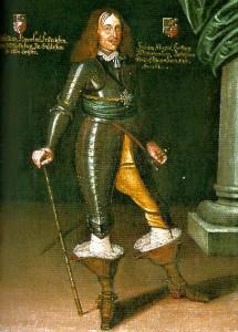 Silvius Nimrod, kníže württembersko-olešnický