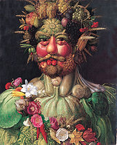 Arcimboldův portrét Rudolfa II., léta Páně 1590
