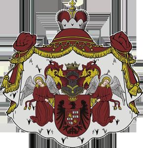 Erb Jeho výsosti Andease Omara Ayaly d'Valva