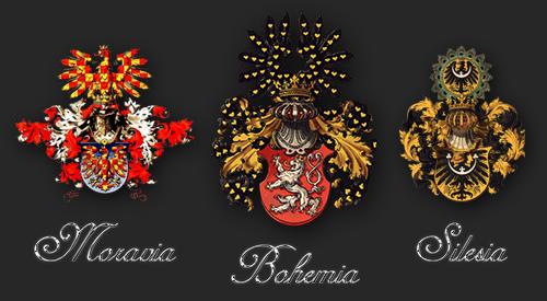 Znaky zemí Koruny české