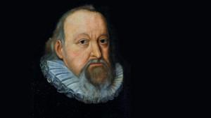 Portrét Petra Voka z Rožmberka (výřez) ve starším věku. Obraz se stal zřejmě inspirací Phillipotova portrétu z 19. století, který vizte výše