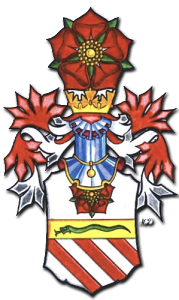 Erb Petra Voka z Rožmberka