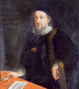 pozdější kopie Vokova portrétu