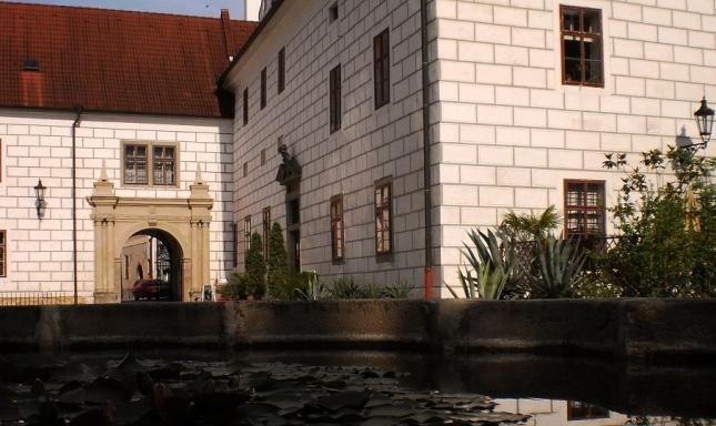 Třeboň, sídlo Rožmberků i Schwarzenbergů