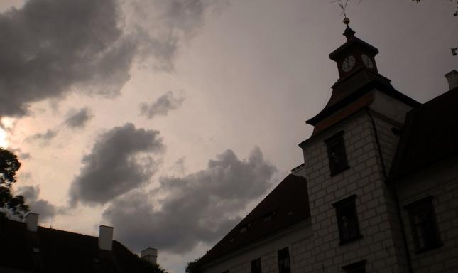 Třeboň, sídlo Rožmberků